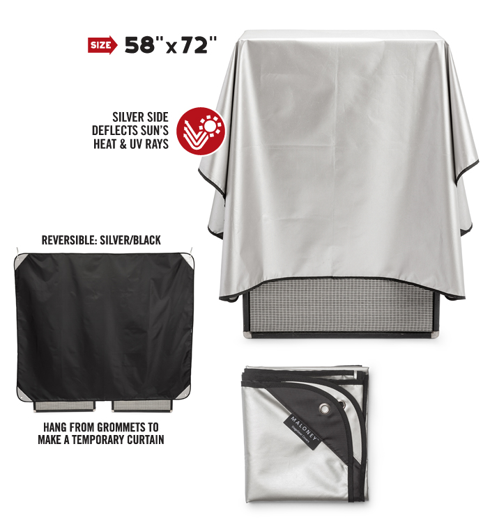 Maloney StageGear Equipment Cover