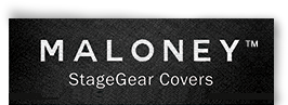 Maloney Stage Gear Covers Logo