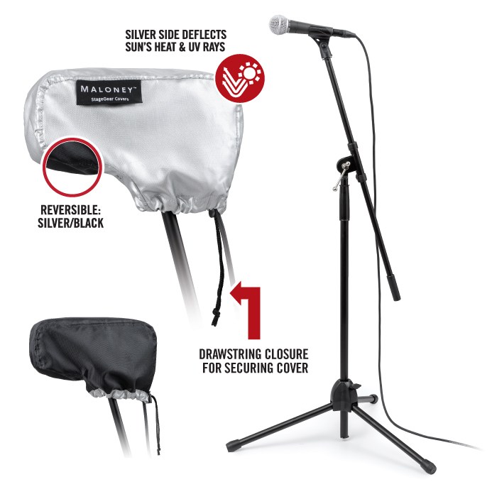 StageGear Microphone Cover